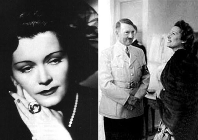 Артистка Ольга Чехова: любимица Гитлера или секретный агент Москвы?