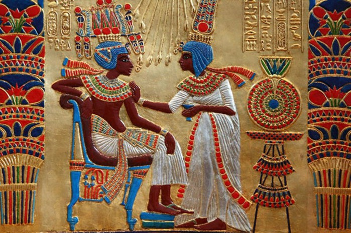 Признания влюбленных в Древнем Египте