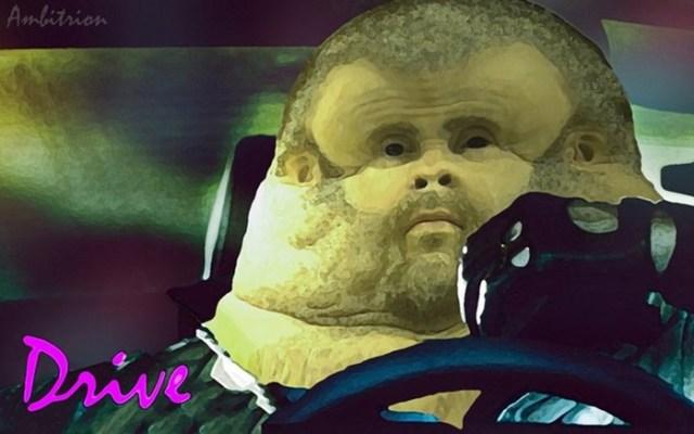 Мем— Грэм, человек, способный выжить в автокатастрофе