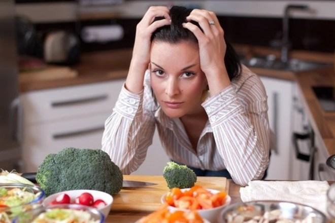 Диета и стресс несовместимы