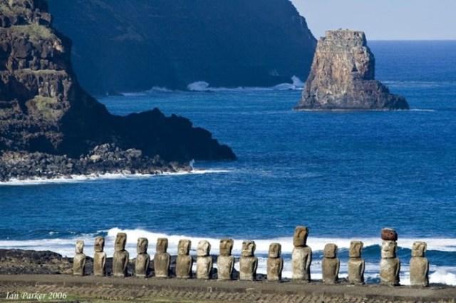 Неразгаданные тайны острова Пасхи