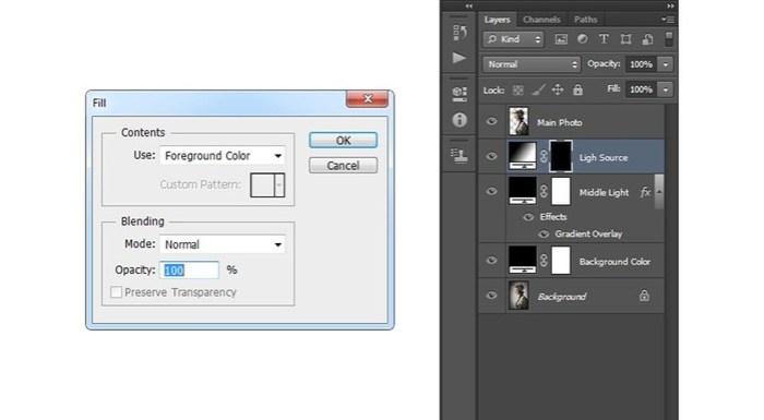 Создаем удивительный эффект темной фантазии в Adobe Photoshop