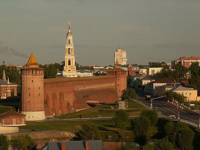 История русской архитектуры: какие еще кремли есть в России, кроме московского