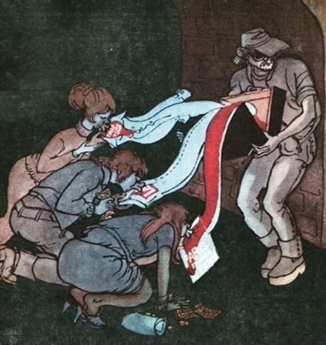 Как появились фарцовщики в СССР