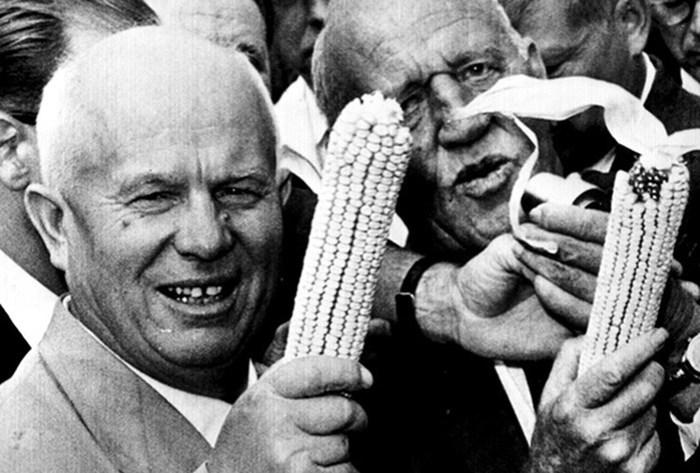 5 самых известных событий правления Никиты Хрущева