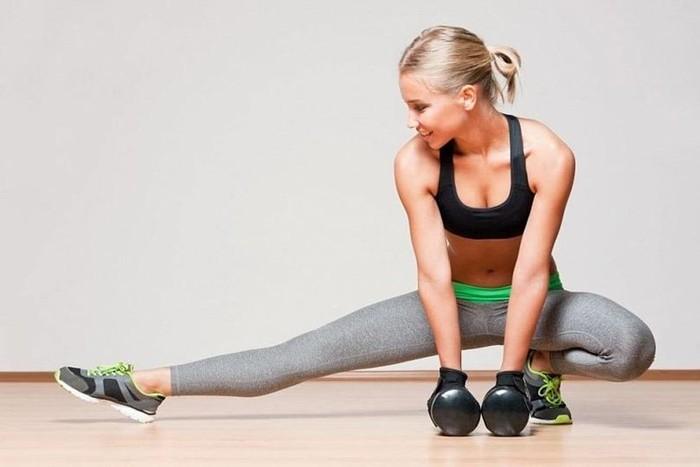 Важная роль спорта в жизни женщины