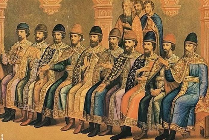На каком языке говорили первые киевские князья