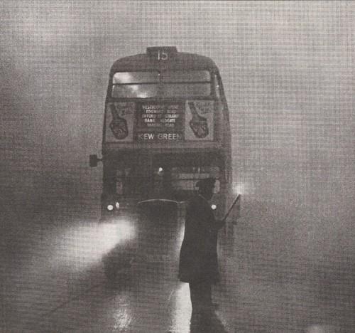 Лондонский смог: история и современность
