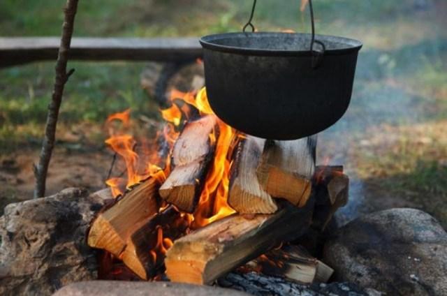 Хитрости походной кухни