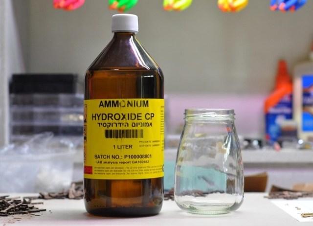 Что такое аммиак? Бесцветный газ с очень резким запахом