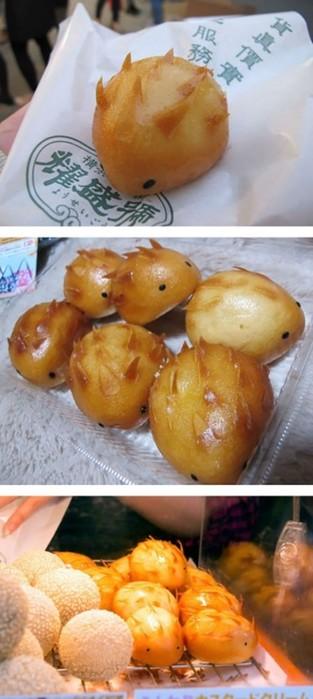 Поразительные японские десерты!