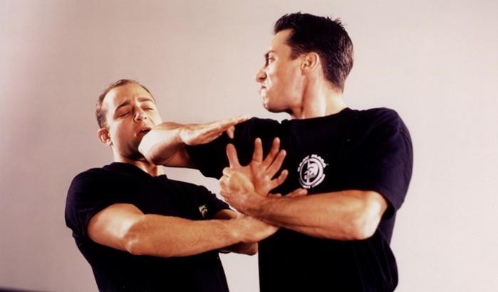 Самый жестокий стиль рукопашного боя