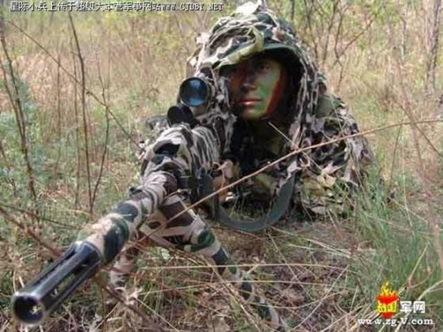 Как готовят китайский спецназ