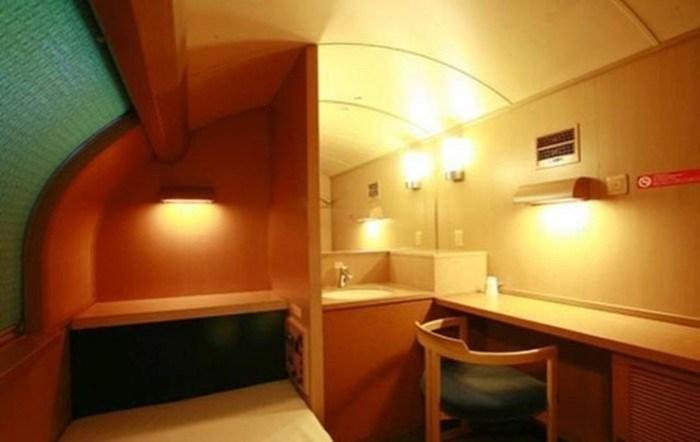 Sunrise Express: Как японцы путешествуют в ночных поездах