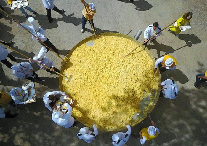 Самые необычные фестивали еды в мире