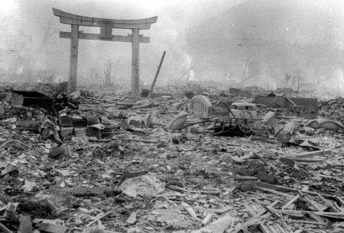 Почему американцы решили бомбить именно Хиросиму и Нагасаки