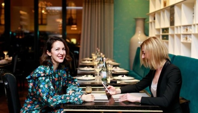 Матильда Шнурова: «Если ресторан пустой, это признак того, что нужно бежать»