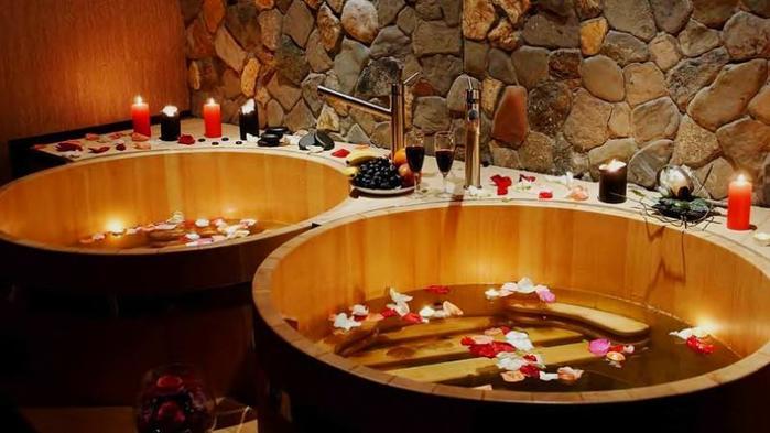 Что такое японская сауна «фуро»