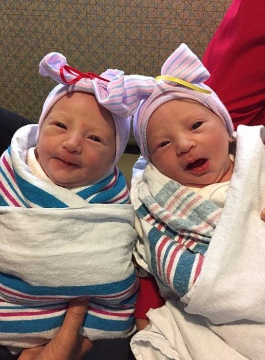 У Ника Вуйчича на Рождество родились очаровательные близняшки