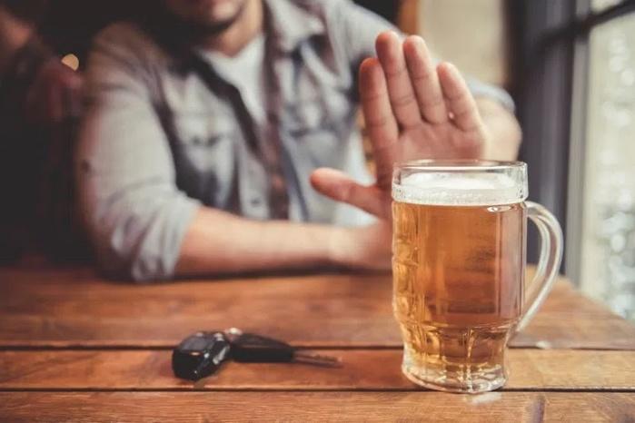 Изменения в организме после отказа от алкогольных напитков