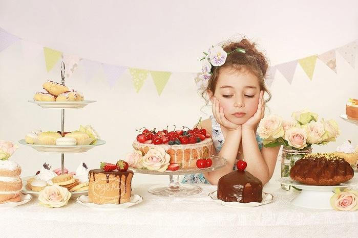 Как отучить себя от сладкого
