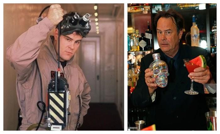 «Охотники за привидениями»: как изменились актёры фильма за 33 года