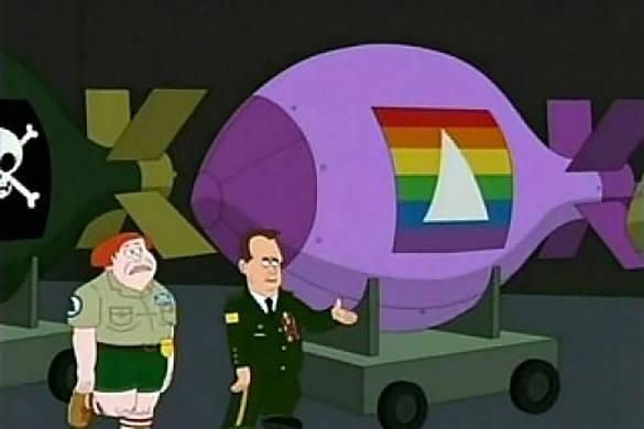 Гей бомба: самое странное оружие, которое хотели применить американцы