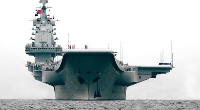 Как устроен китайский авианосец «Ляонин»