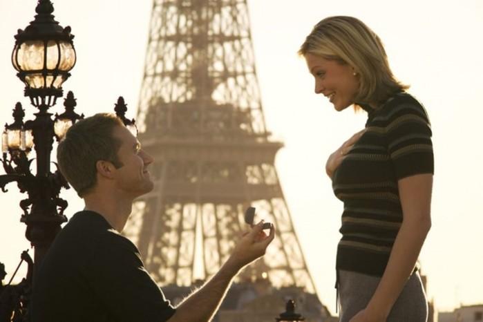 Как сделать предложение девушке выйти замуж? Советы с фото