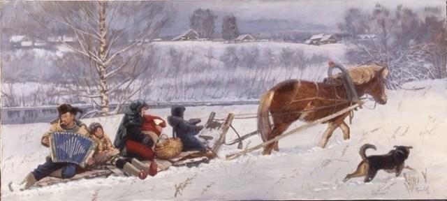Художник Андрей Подшивалов: современная российская живопись