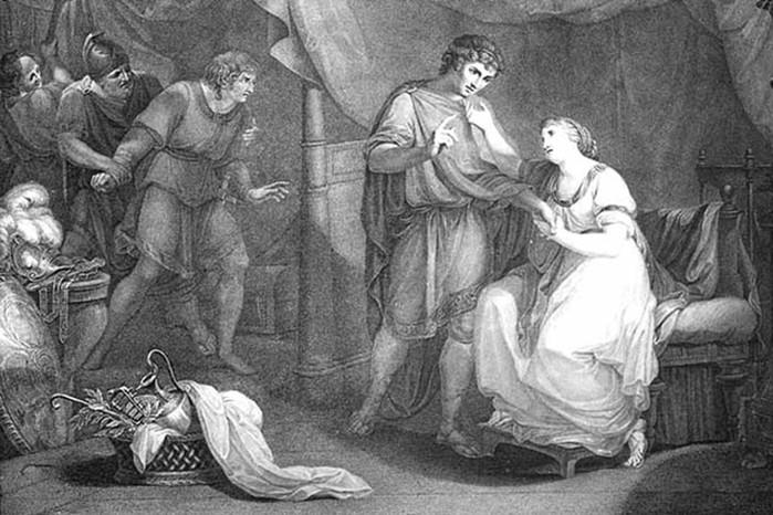 Откуда Шекспир брал сюжеты для своих пьес?