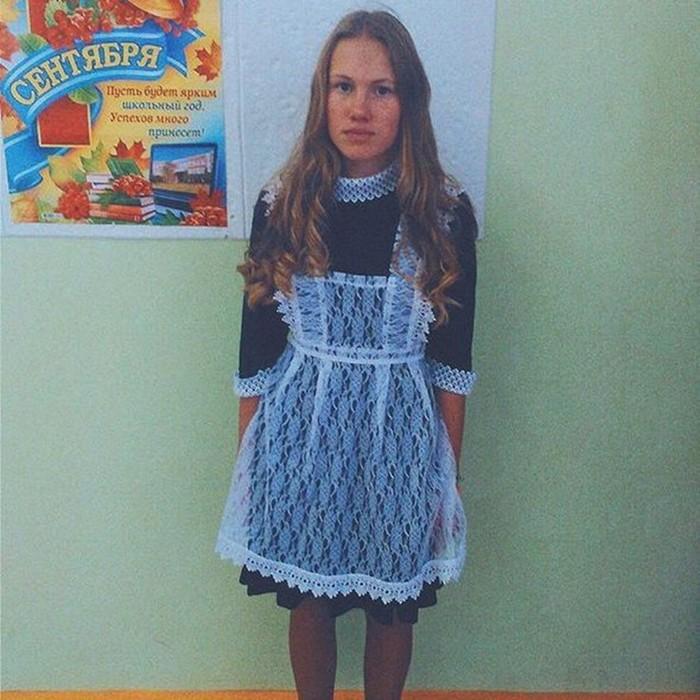 Современные школьницы в «незастенчивых» снимках из инстаграм