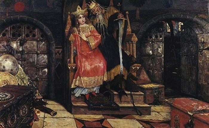 Сакральное значение русских сказок