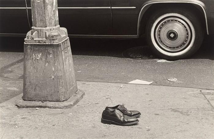 Уличная жизнь Нью Йорка в фотографиях Элен Левитт