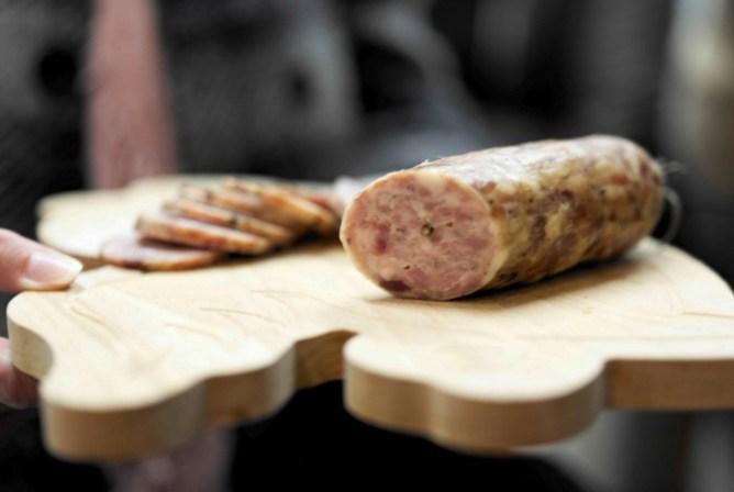 Ника Белоцерковская: Самая вкусная колбаса во Вселенной!