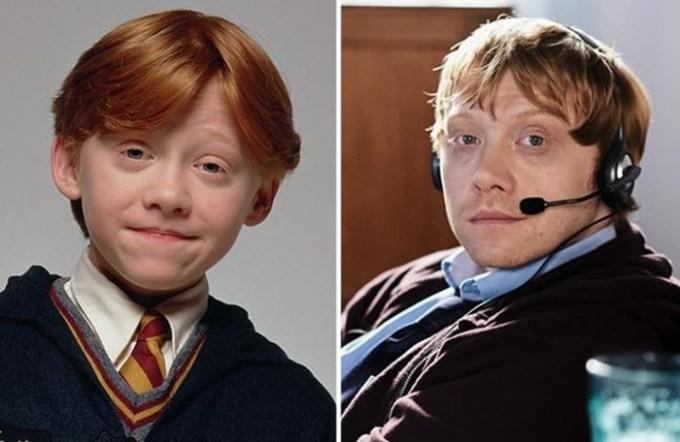 Как изменились актеры «Гарри Поттера» и чем они сейчас занимаются