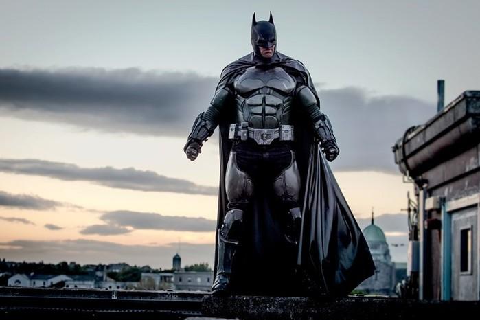 Невероятный косплей Бэтмена попал в Книгу рекордов Гиннесса