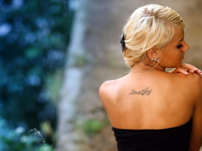 Фразы на латыни для татуировки: значение фразы и выбор места для тату