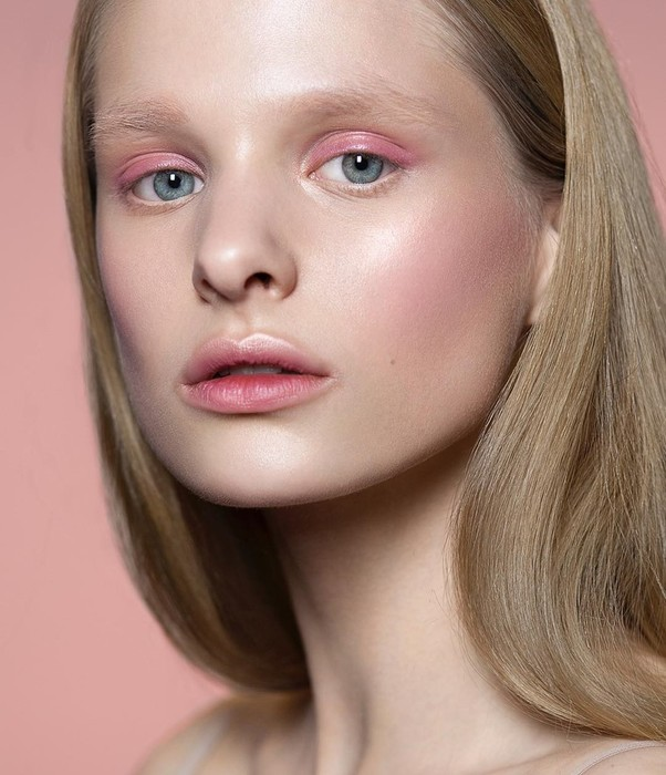 Романтический макияж на День святого Валентина