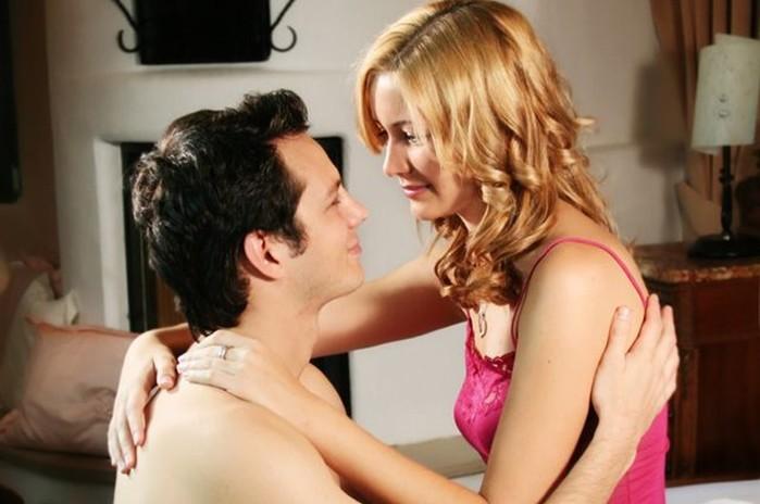 Мужчина по настоящему влюбляется в женщину только после ceкcа