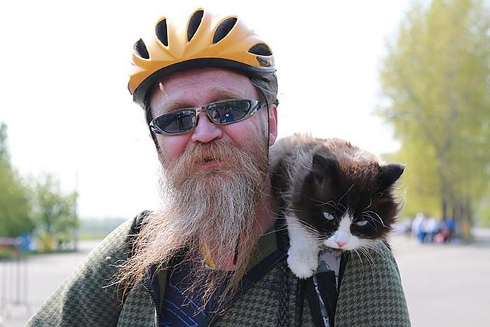 10 котиков героев, спасших человеческие жизни