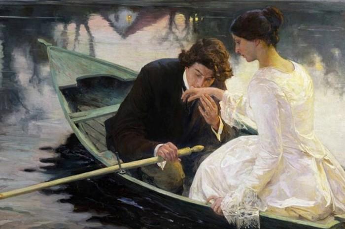 Любовь и нелюбовь: Детали картин, которые сразу понимали зрители XIX века