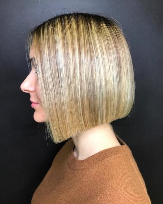 Идеи стрижек для тонких редких и прямых волос
