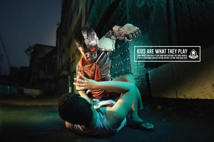 Самая креативная и болезненная социальная реклама мира