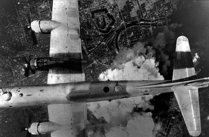 Самые страшные авиационные бомбардировки мировой войны