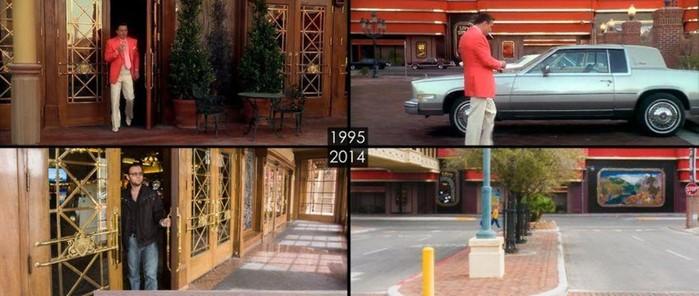 Места, где снимались знаменитые сцены голливудских фильмов