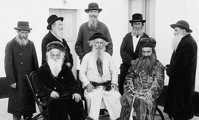 Эти русские фамилии на самом деле еврейские