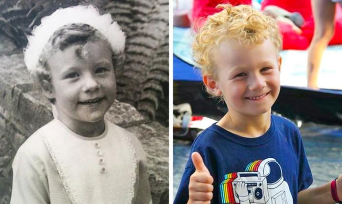 12 фотографий, которые доказывают, что гены действительно сильны