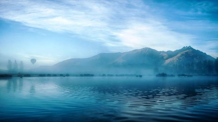 Новая Зеландия в объективе фотографа путешественника