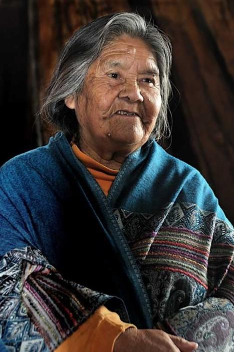 Последняя носительница яганского языка